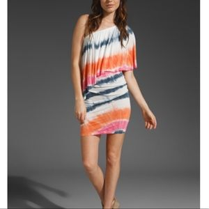 Young Fabulous & Broke One Shoulder Robyn Dress